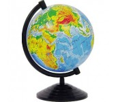 Картографія.глобуси зош. біологія