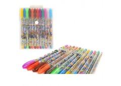Набір ручок гел.12 кол. ST00908 (192)