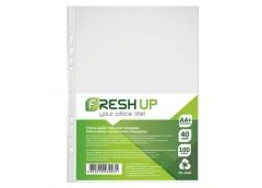 Файли Fresh Up  40мк за 100шт. глянець на 11 отворів FR-20-40 (1/20)