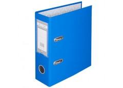 Папка-реєс  одност. BUROMAX  А-5 7см синя  3013-02 ()
