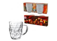 Набір бокалів для пива 550мл