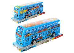 Автобус інерц. в слюді, 29см. 2 вид. (1-ТЧ) 32*12*10см. B2915-18-3 (72)