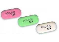 Ластик Milan овал велик 4.9*2.3*1 см. CMM124 (24/600)
