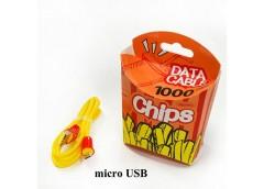 Кабель зарядний USB Chips