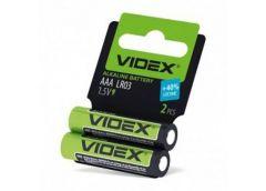 Бат. R3 Videx, Alkaline , бліст  VD0104 (2/60)