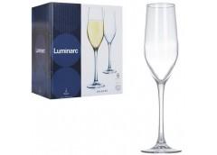 Набір бокалів для шампанського Luminarc Celeste 6 шт. 160 мл L5829/1 (1/4)  ЮГ-К...