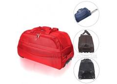 Дорожня сумка на колесах 531681 маленька (якісна)