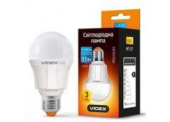 Лампочка LED 11 Вт E27 3000K 220В VIDEX  VL-A60-112743(1)