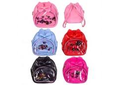 Рюкзак дитячий 5 кольорів, 18*8*22см. BG0053 (40)