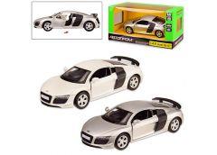Машина Автопром метал інерц в кор Audi R8 GT 1:32 2кол. 15*7*7см. 4319 (2/96)