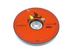 Videx DVD+R 4.7Gb 16x Bulk 10шт.