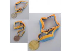 Медаль 5см. 3 вда, 1/  2  /3  місце, в кул. 9*6*1см.  MS 2278 (300)