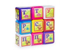 Кубік абетка - 9