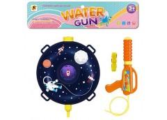 Водяний пістолет Космос з балоном на плече в кул. P3048-1 (60)