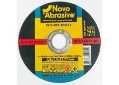 Круг обріз. NOVOABRASIVE  метал 125х1,0 мм.  WM 12510 (25)