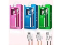 Кабель зарядний USB U-15 iPhone