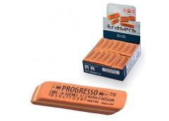 Ластик KOH-I-NOOR Progresso універсальна оранжева 6821/60 (56/448)