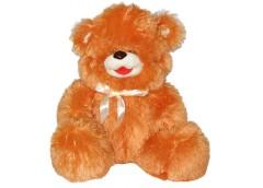 Ведмедик травичка з бантом