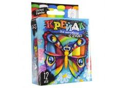 Крейда асфальтна тонка 12 кол.  MEL-02-03 Danko toys (36)