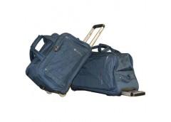 Дорожня сумка на колесах 530302/2   (якісна)  2/2 (середня)