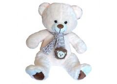 Ведмедик Гризлі в шарфіку 40*40