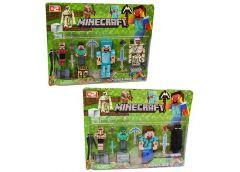 Супергерой в кор. Minecraft 36*28*5см. 15911-2   (84)