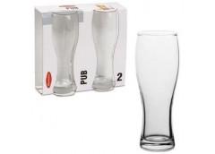 Набір бокалів для пива Pub 500мл 2шт. упак 41792 Pasabahce (12)