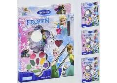 Косметика  в кор. Frozen аксесуари 10*10*3см. 30088 С-120 (120/2)
