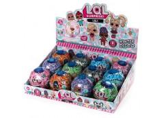 Лялька LOL шарік сюрприз світяща 11см. A 608-12 (12/360)