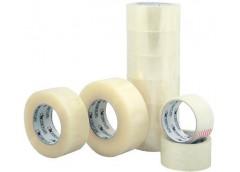 Стрічка клейка Contur 48мм/45м проз 45мк  45-48 СП (6/72) FRM