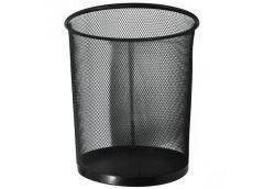 Кошик д/пап або мусора металевий кольора мікс 24*26*19см KMCH (80597/8)