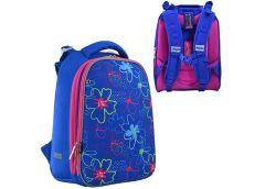 Рюкзак каркасний 1Вереня H-12 Vivid flowers 556038