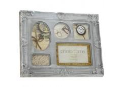 Ф/рамка Antiques 5 в1, сіра  JO,  FR6442_1 (1)