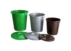 Бак для мусора 65 л. з кришкою Горизонт GR 02043