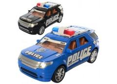 Машина інерц. в кул. 18см. поліція, мікс. кол. 9*18*8см. 6138 (96)
