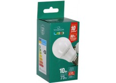 Лампочка LED 10 Вт E27 4100K 220В TITANUM  TL-A60-10274 (1)