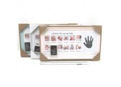 Ф/рамка Child з відбитком руки, мікс 3 JO FR 6395 (1)
