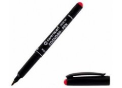 Марк Centropen CD-Pen червоний 1мм 2606/4606/02 (10/1000) FRM**