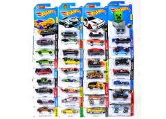 Машинка на блісті, метал HOT WHEELS 1 шт в упак, C4982 (432/6)
