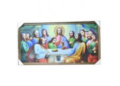 Картіна 50*100 см багет+позолота рам Б-2