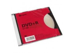 X DIGITAL DVD+R 4.7Gb 120min 8x Slim 10шт.
