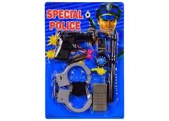 Набір поліціі на план. 22*2*32см 44/6D (2/120)