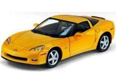 Машина Kinsmart метал інерц відкрив двері в кор 1:36 Chevrolet Corvette Z06 2007...