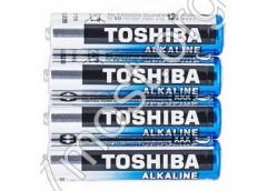 Бат. R3 сп. TOSHIBA alkaline чорна/синя (2/60/1200)