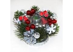 Підсвічник новорічний .....(1)