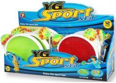 Іграшка тарілка з шаром і липучкою YG041 (12)