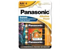 Бат. R6 бл. Panasonic Alkaline Power, блістер 01692 (48/240)