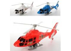 Вертоліт запуск 35*14*7см  2488 (144)