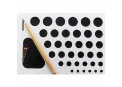 Набір інструментів для квілінгу, дошка 15*21см. кручок з дер ручкою КВ005 (10) М...