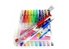 Набір ручок гель Люрікс 12к із запахом  205-12 / 1038-12 (144)